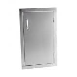 Left Side Open Large Single Door - Right Hinge