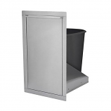 Profire PFPULLOUT Pull-Out Trash Compartment