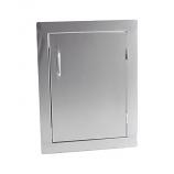 Small Vertical Single Door - Left Side Open
