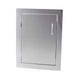 Small Vertical Single Door - Right Side Open