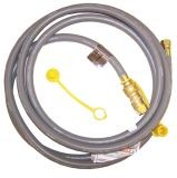 21Century R12 Natural Gas Hose - 12'