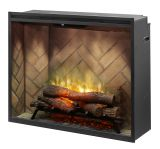 Dimplex RBF36P Revillusion 36'' Portrait Built-In Firebox