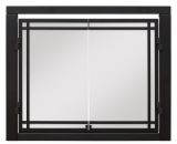 Dimplex RBFDOOR36 Revillusion 36'' Functional Doors with Tempered Glass