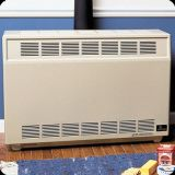 Empire RH35NAT Console Natural Gas Room Heater - 35,000 BTU