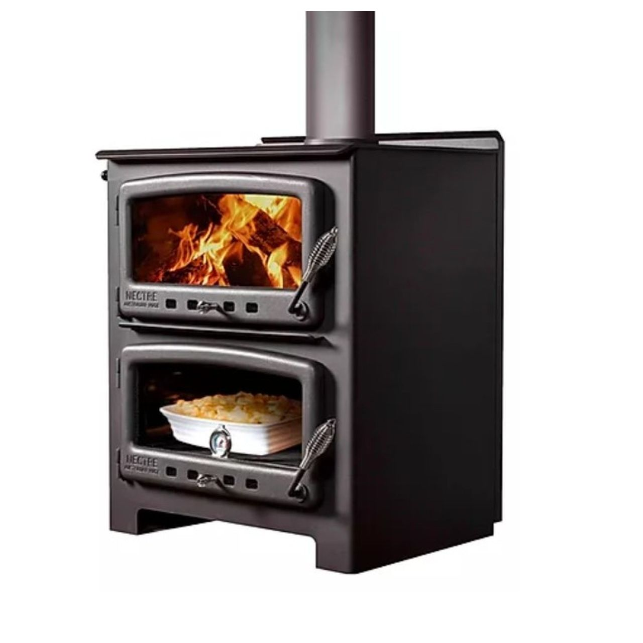 Nectre N550W 65000 BTU Wood-Fired Oven With Water Jacket