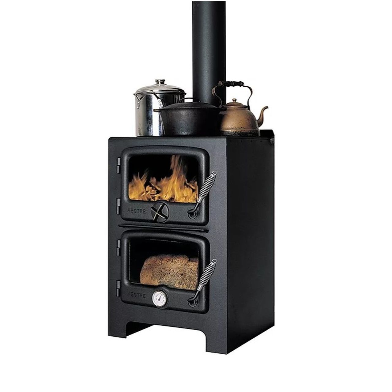 Nectre N350W 30000 BTU Wood-Fired Oven With Water Jacket