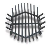 "24"" Round Welded 5/8"" Carbon Steel Fire Pit Grate"