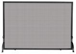 Single Panel Olde World Iron Screen, Small