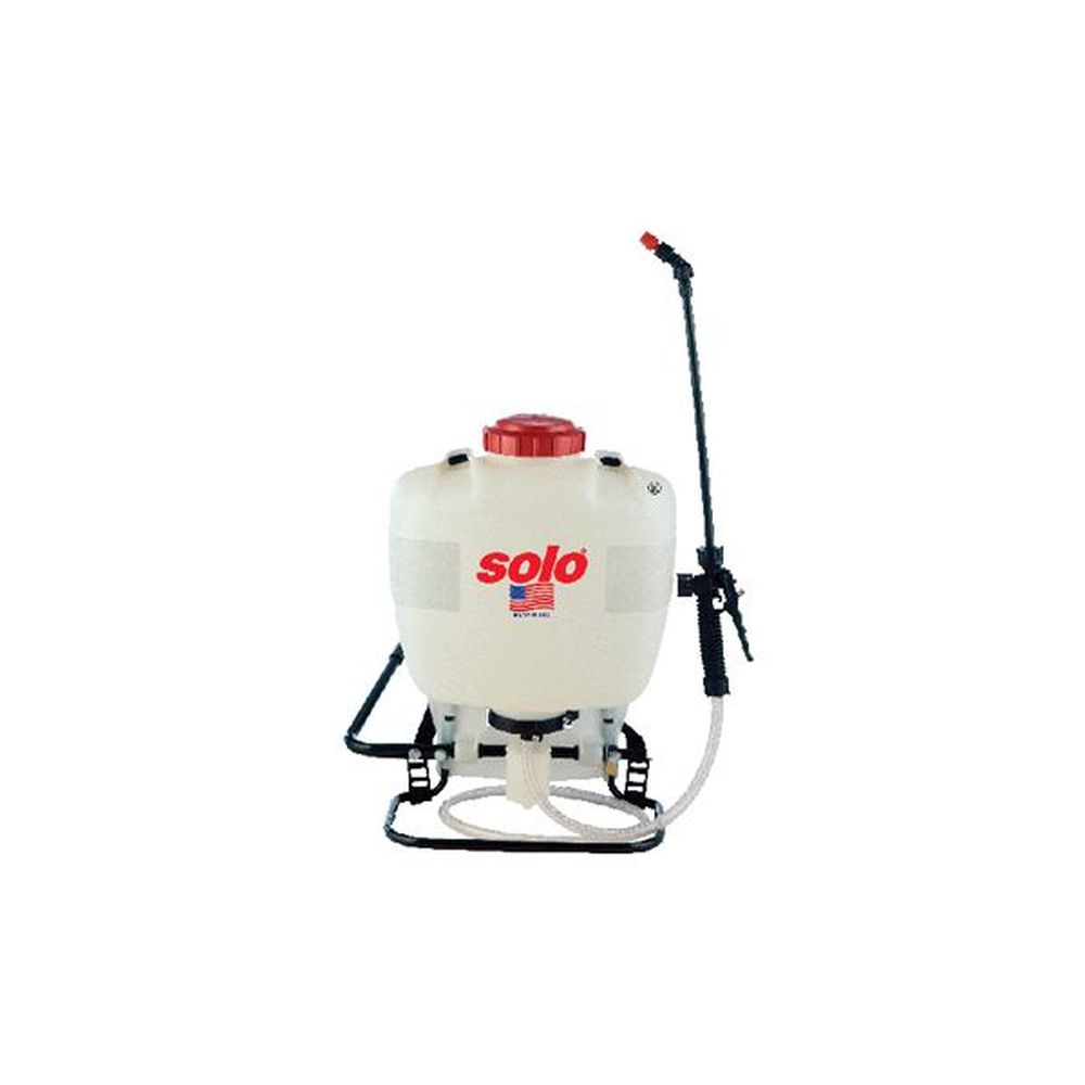 Solo Inc 4 Gallons Capacity Backpack Sprayer