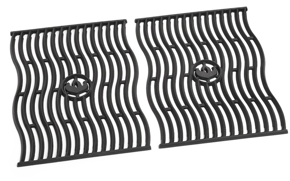 Napoleon Two Cast Iron Cooking Grids For Prestige 500