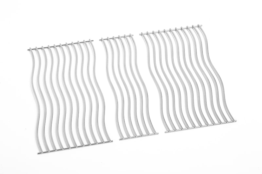 Napoleon Three Stainless Steel Cooking Grids For Triumph 410