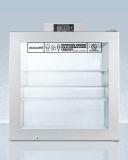 Summit SCFU386NZ Compact All-Freezer - Glass, Gray