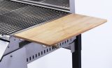 Space Grill Bamboo Shelf for Space Compact Outdoor Grill