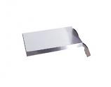 Stainless Steel Side Shelf, Fixed Aluminum Bracket