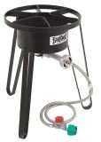 Bayou Classic Tall High Pressure Propane Burner Cooker