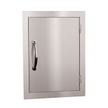 "North American Stainless Steel Vertical Access Door - 18"" x 22"""