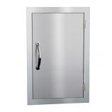 "North American Stainless Steel Vertical Access Door - 20"" x 27"""