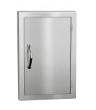 """Summerset SS Vertical Access Door w/ Masonry Frame Return - 20"""" x 27"""""""