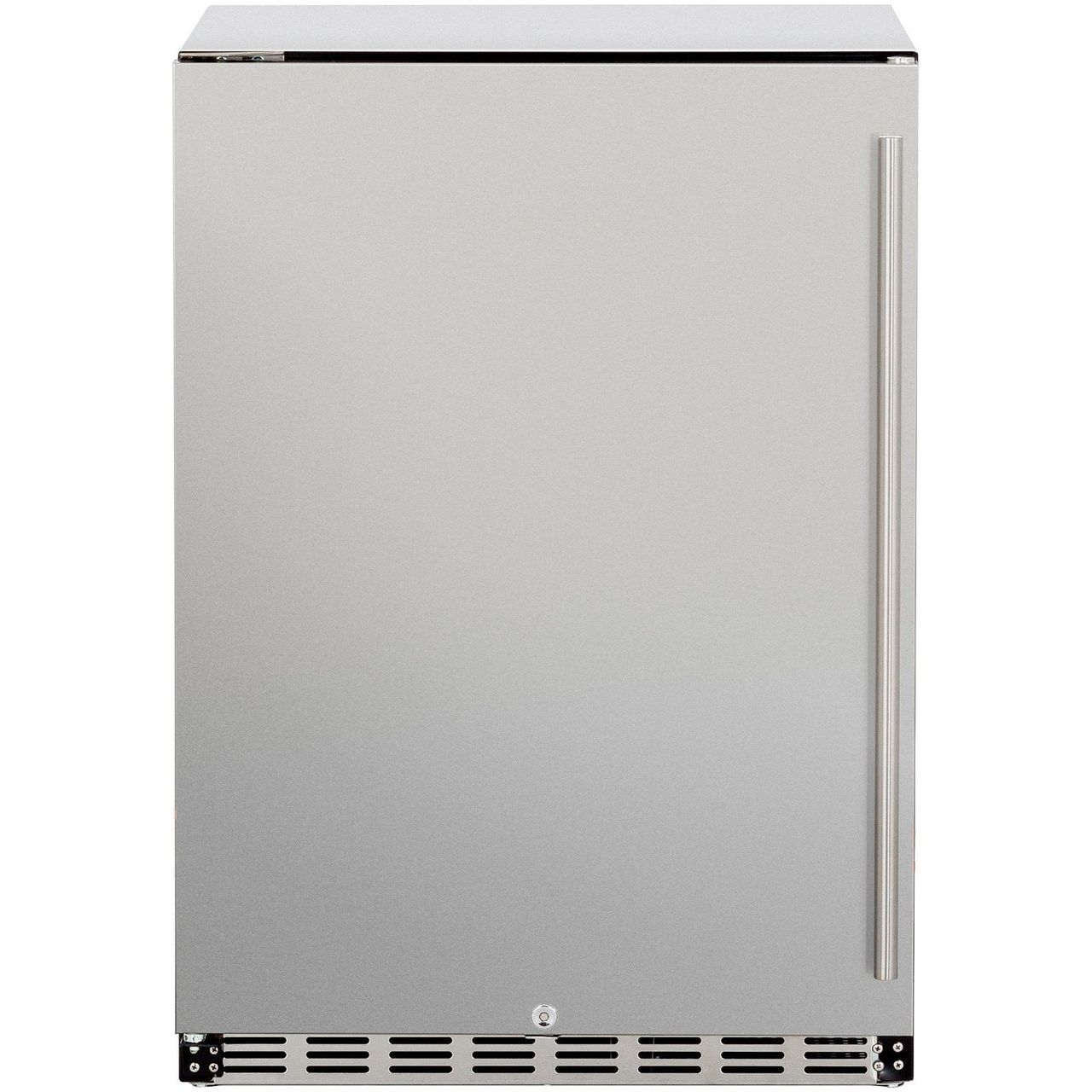 """Summerset 24"""" 5.3c Deluxe Outdoor Rated Fridge - Right to Left Opening"""