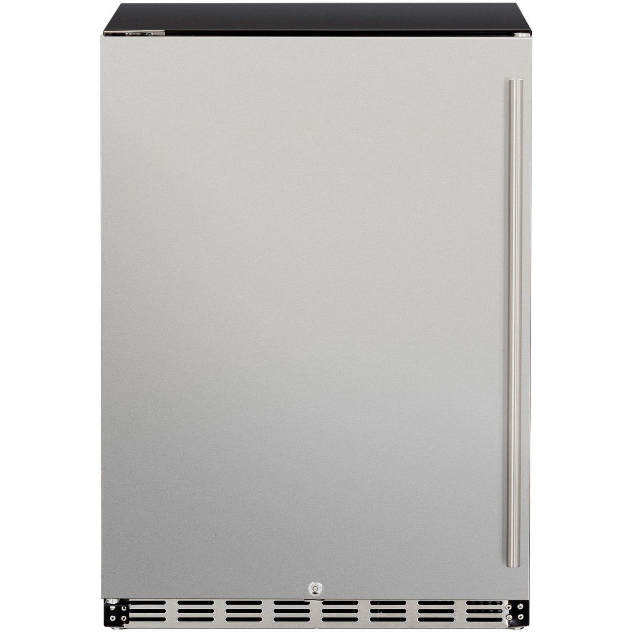 """Summerset 24"""" 5.3c Outdoor Rated Fridge - Right to Left Opening"""
