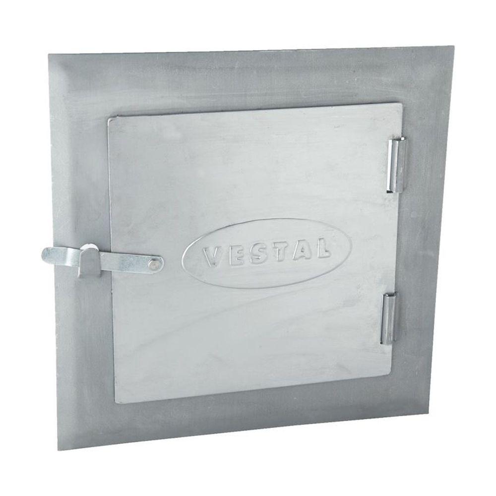 """Vestal Steel Cleanout Door - 8"""" x 8"""""""
