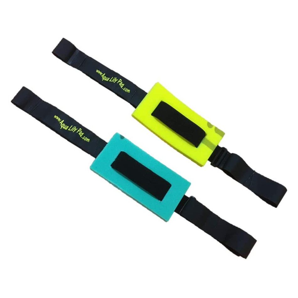 Aqua Lily Strap With Protector - BF/BK