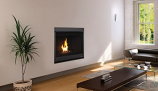 "Superior DRC2033REN 33"" Rear Vent Louver less Electronic Fireplace- NG"