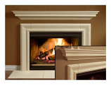 Premier Cast Works Simplicity Cast Stone Kit w/3 pc Hearth & Shelf