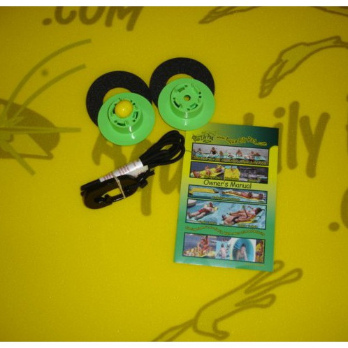 Aqua Lily Tether Kit With Instructions