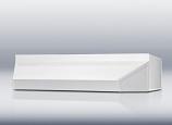 """30"""" wide range hood in white By Summit Appliance"""