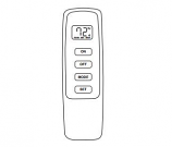 Superior TRC Receiver and Hand Held T-Stat Remote Kit