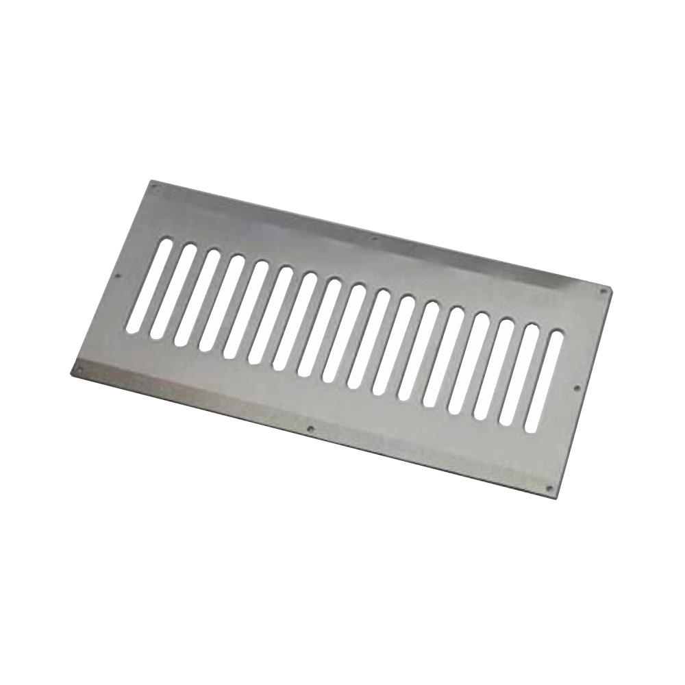 """Golden Blount 9"""" x 4"""" Stainless Steel Flat Fire Pit Vent"""