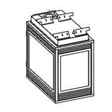 Empire VIB6A Vertical Inlet Baffle Kit