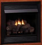 """Empire VFD26FP20LP Vent-Free 26"""" Thermostat 20,000 BTU Fireplace - LP"""