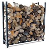 UniFlame 4 Ft Log Rack