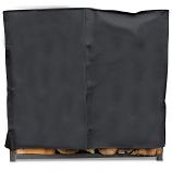 UniFlame 4 Ft Log Rack Cover 4