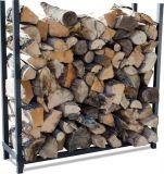 Blue Rhino W1745 Premium Log Rack - 4 ft.