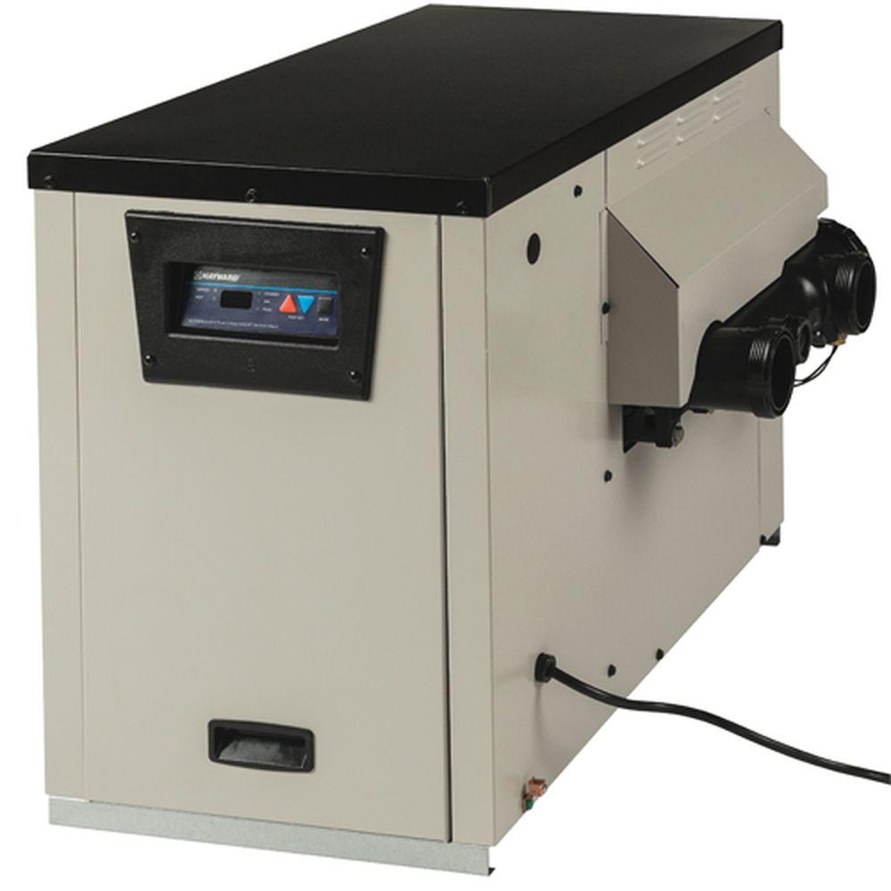 Hayward H-Series 135K BTU Above-Ground Gas Heater - Natural Gas