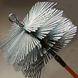 Worcester Master Sweep Flat Wire Brush -8""
