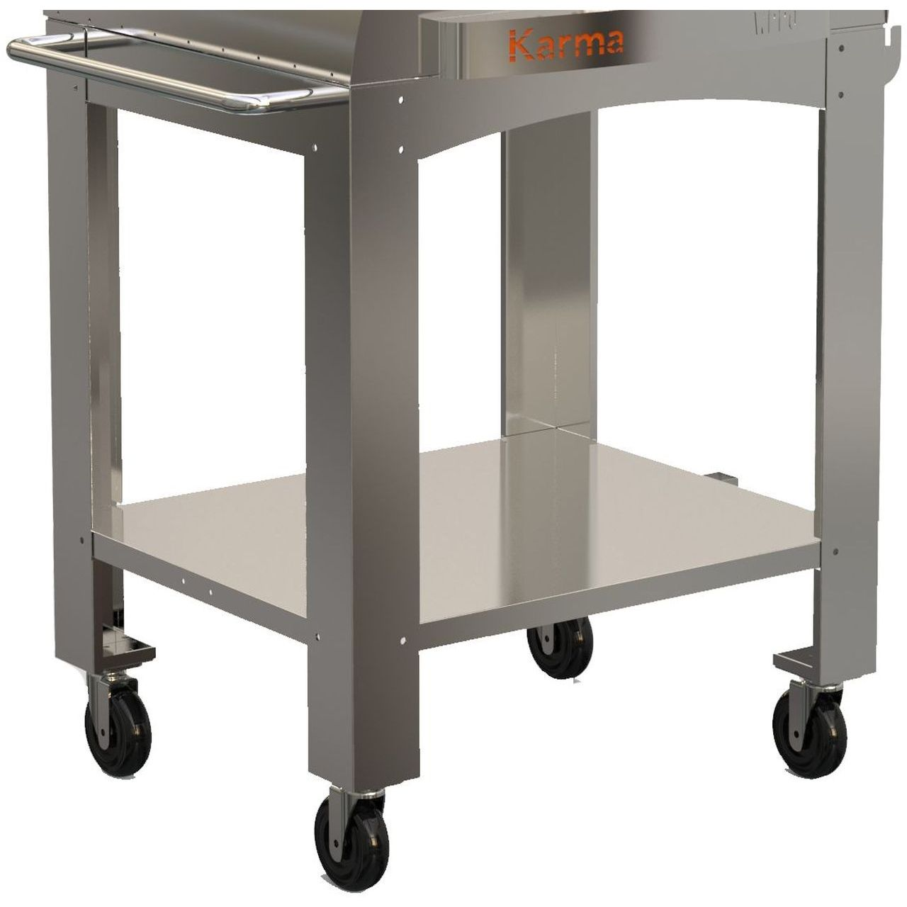 WPPO Karma 32 201SS Stainless Steel Cart Only