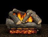 Wakefield Oak Logs With Burner