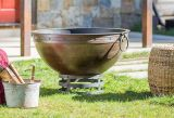 Warm Grace Fire Pit - Natural Gas - Electronic Ignition