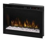 Dimplex XHD26G Multi-Fire Acrylic Ice 26'' Plug-in Electric Firebox