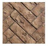 ZVF24RLH 3 Piece Herringbone Refractory Fiber Brick Liner