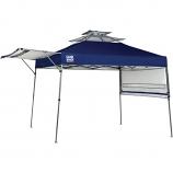 Shelter Logic 10 x 10 Quik Shade SX170 Straight Leg Canopy - Blue
