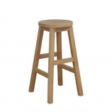 Anderson Teak CHC-1515 Alpine Round Counter Stool