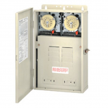 Intermatic T32404R Control Panel with Time Switches Type 3R Enclosure