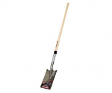 Tru-Pro Long Handle Garden Spade