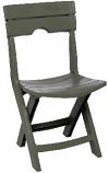 Sage Quik-Fold Chair By Adams Mfg