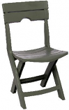 Sage Quik-Fold Chair By Adams Mfg